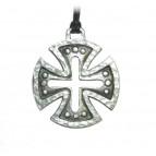 Amulet Maltézský kříž
