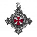 Amulet Templářský kříž