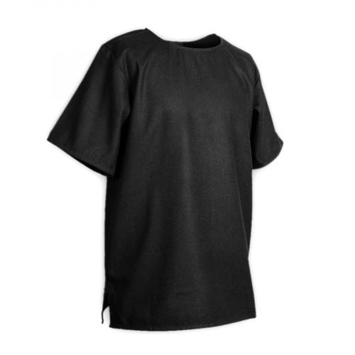 Vlněná tunika - černá