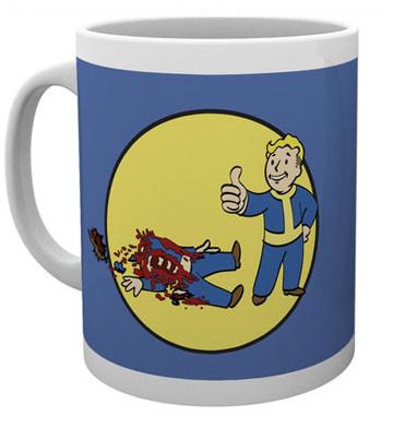 Hrnek Fallout 4: Bloody Mess