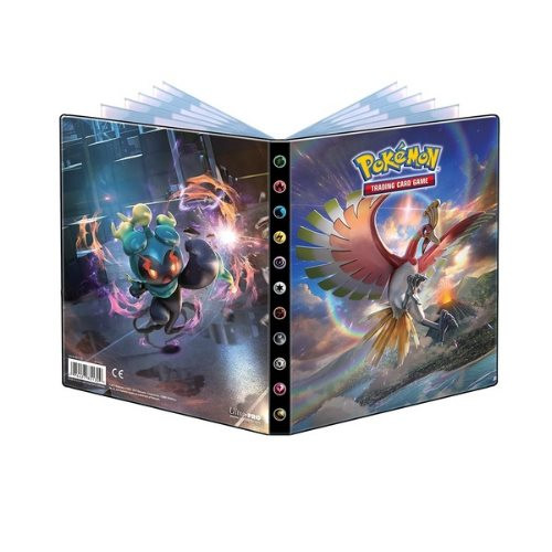 Album Pokémon: SM3 Burning Shadows 4-Pocket (Ultra Pro)