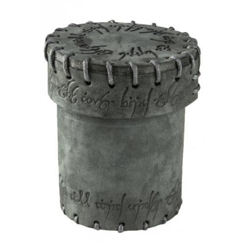 Kelímek na kostky elfský grafitový