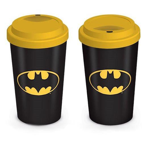 Cestovní hrnek Batman - Logo