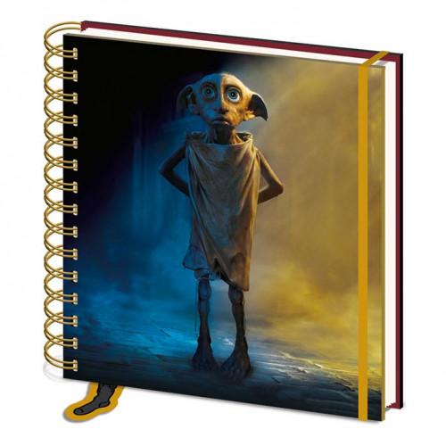 Pyramid International Čtvercový zápisník Harry Potter - Dobby