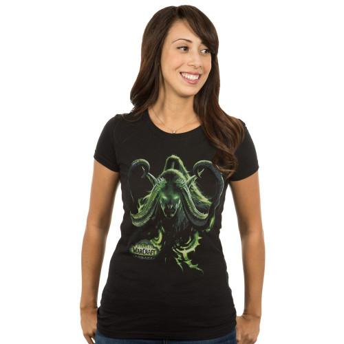 Dámské tričko World of Warcraft - Legion Illidan's Revenge