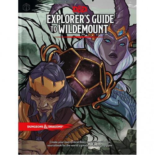 Dungeons & Dragons: Explorer s Guide to Wildemount
