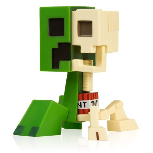 Figurka Minecraft - Creeper Anatomy