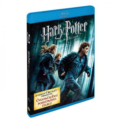 Harry Potter a Relikvie smrti (část 1) - 2 Blu-Ray