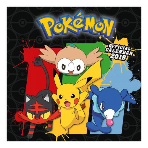 Danilo Kalendář Pokémon 2019