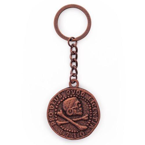 Klíčenka Uncharted 4: A Thief's End - Pirate Coin