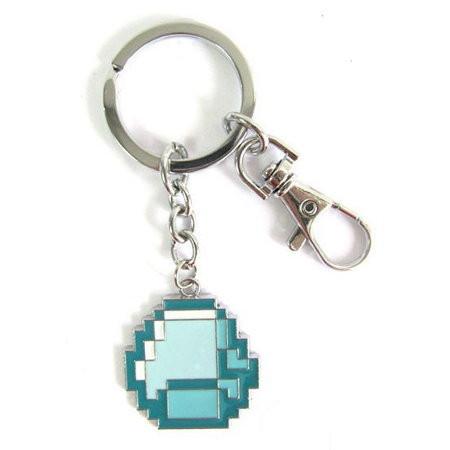Klíčenka Minecraft - diamant
