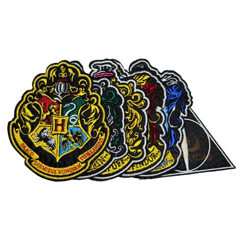 Fantasyobchod Nášivky Harry Potter De Luxe