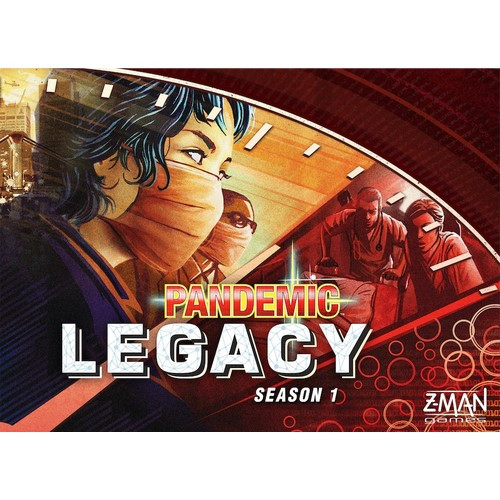 Pandemic: Legacy Red Season 1