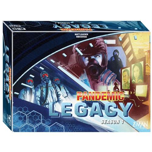 Pandemic: Legacy Blue Season 1