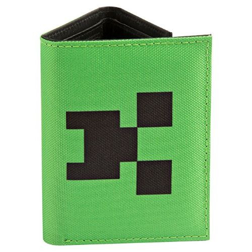 Peněženka Minecraft - Creeper Tri-Fold
