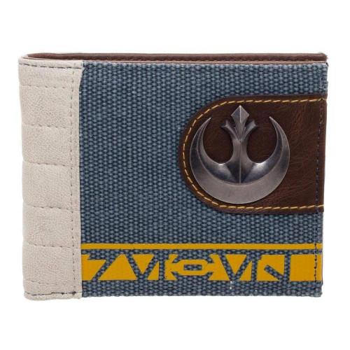 Peněženka Star Wars Rogue One - Rebel Badge