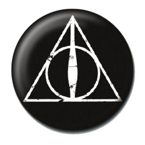 Pyramid International Placka Harry Potter - Relikvie smrti