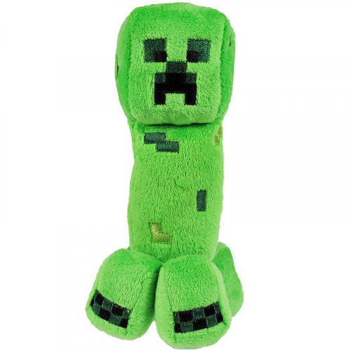 Plyšák Minecraft - Creeper (18 cm)