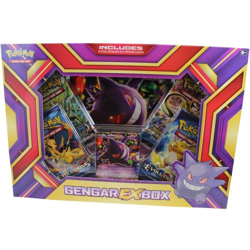 Pokémon: Gengar EX Box