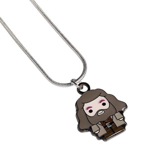 Přívěsek Harry Potter Cutie - Hagrid, s řetízkem