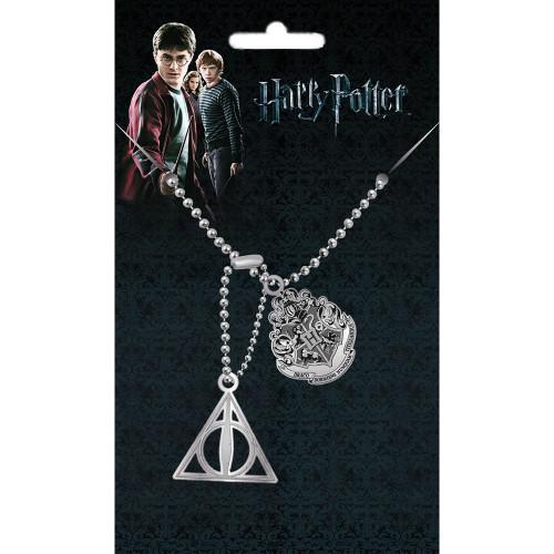 Psí známky Harry Potter - Relikvie smrti a Bradavice