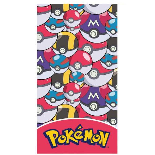 Ručník Pokémon - Poké Balls