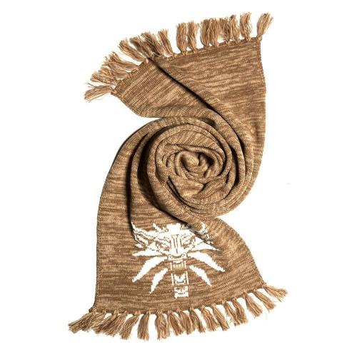 Pletená šála Zaklínač