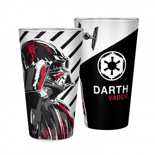 ABYstyle Sklenice Star Wars - Vader 400ml
