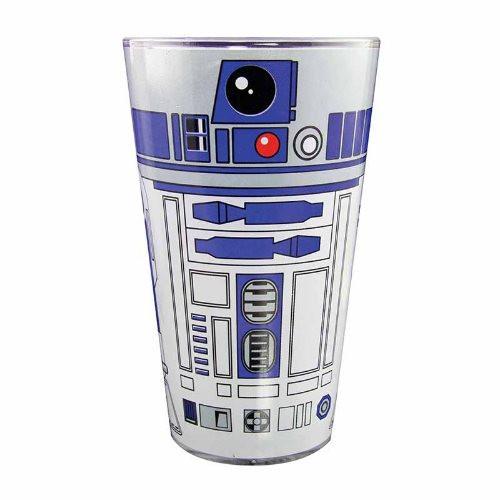 Sklenice Star Wars - R2-D2