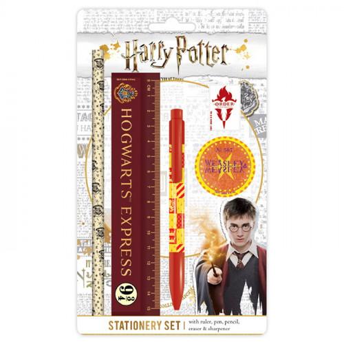 Pyramid International Školní potřeby Harry Potter - Nebelvír