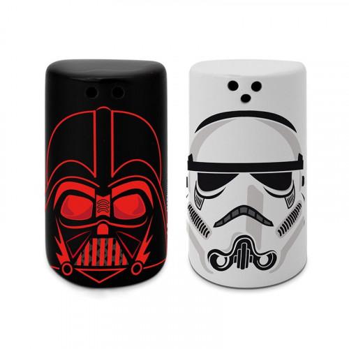 ABYstyle Solnička a pepřenka Star Wars - Vader & Trooper