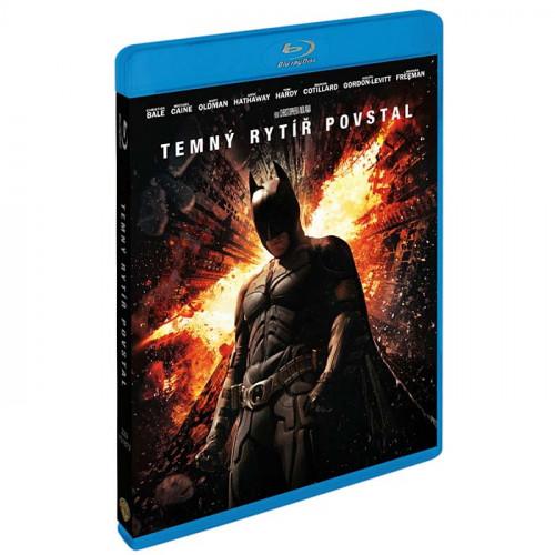 Temný rytíř povstal - 2 Blu-ray