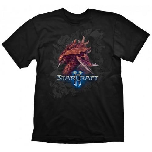 Tričko Starcraft II - Iconic Zerg