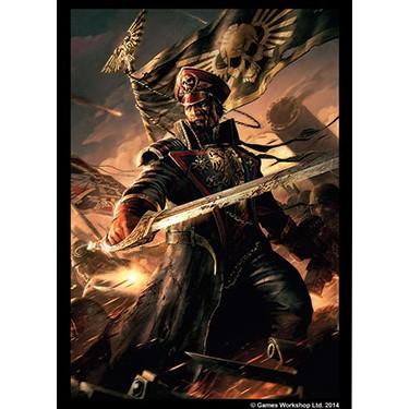 Warhammer 40000: Astra Militarium Art Sleeves 63 x 88 mm (FFG)
