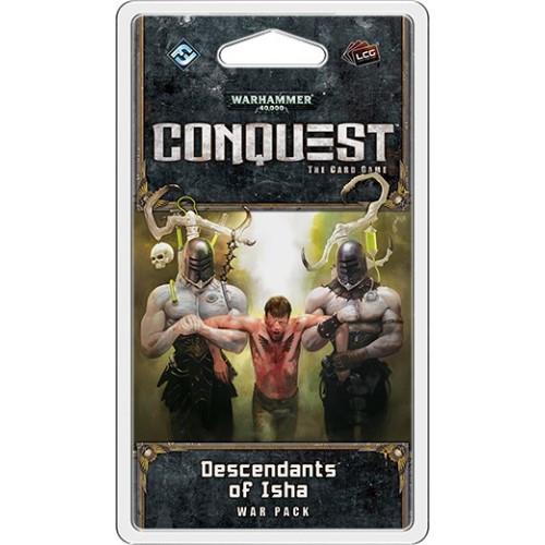 Warhammer 40000 Conquest: Descendants of Isha