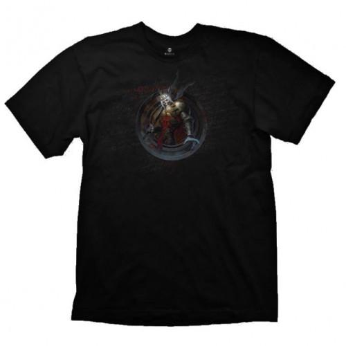 Tričko Diablo III - Skeleton King
