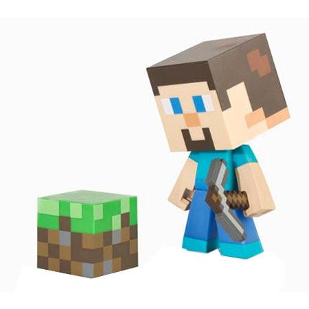 Figurka Minecraft - Steve (větší)