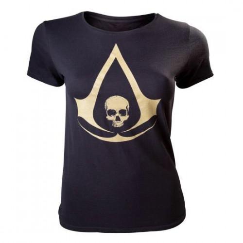 Tričko Assassins Creed IV - dámské