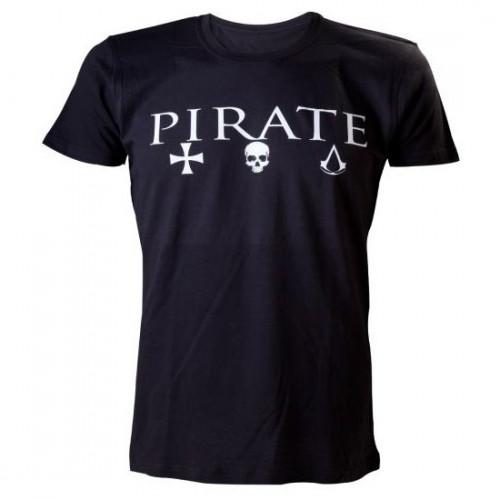 Tričko Assassins Creed IV - Black Pirate