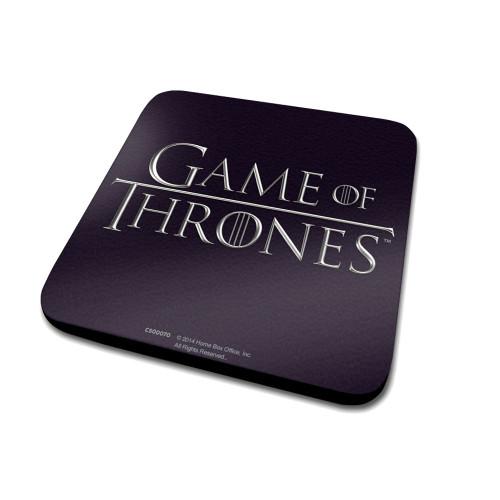 Podtácky Game of Thrones - Logo (6ks)