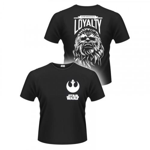 Tričko Star Wars - Chewbacca Loajalita