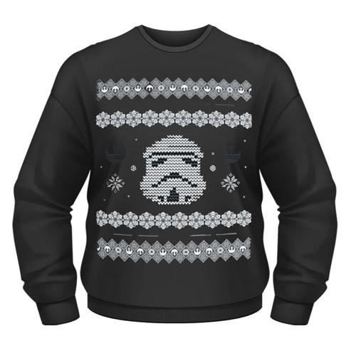 Mikina Star Wars - Vánoční Stormtrooper