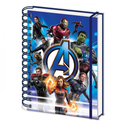Pyramid Blok Avengers: Endgame, A5