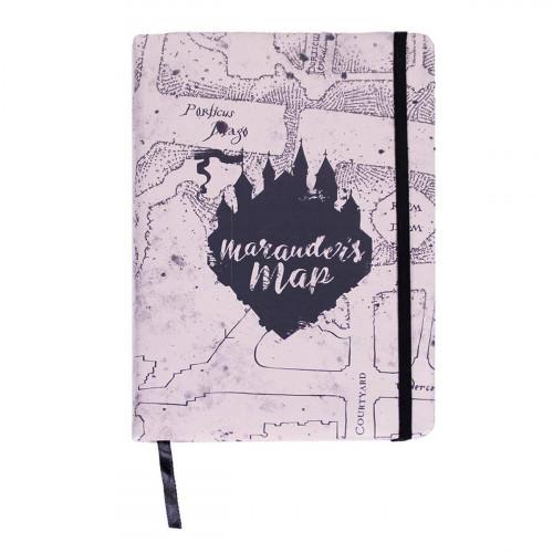 Cerda Zápisník Harry Potter - Pobertův plánek Premium A5