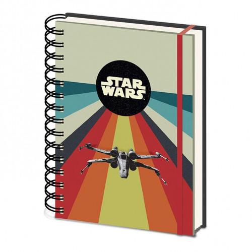 Pyramid International Zápisník Star Wars - Nostalgia A5