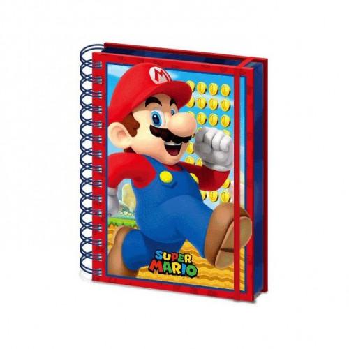 Pyramid International Zápisník Super Mario 3D A5
