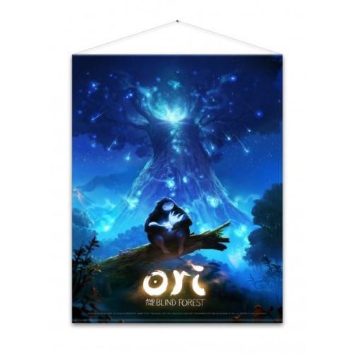 Nástěnný obraz Ori and the Blind Forest - Keyart