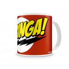 Hrnek Big Bang Theory - Bazinga!