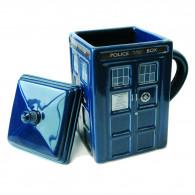 Hrnek Doctor Who - Tardis s pokličkou