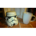 Hrnek Star Wars - Stormtrooper 3D (s pokličkou)